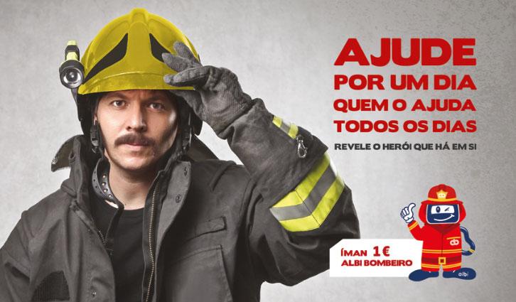 Mais de 37 mil euros para bombeiros portugueses
