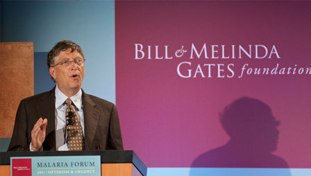 Fundação de Bill Gates financia cientistas da Gulbenkian