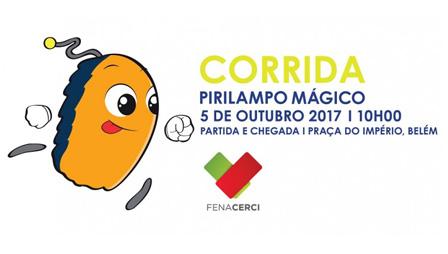 Corrida Pirilampo Mágico ilumina Belém a 5 de outubro