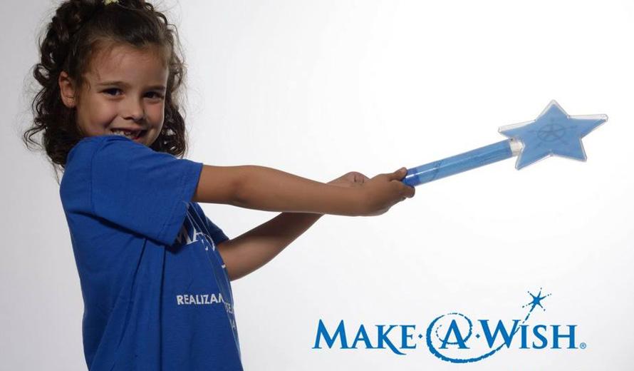 Make-A-Wish: 10 anos a realizar sonhos em Portugal