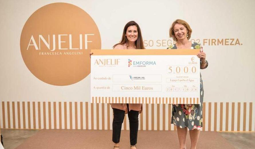 Cinco mil euros para investigação do cancro da mama