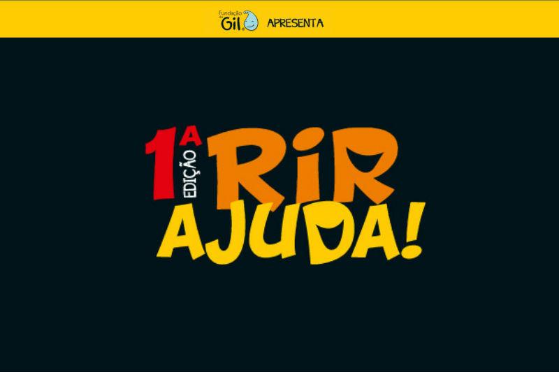 «Rir Ajuda»: Grande espetáculo de Stand Up Comedy solidário